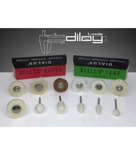 Pack Pulidores para joueros y relojeros. Diloy Tools.